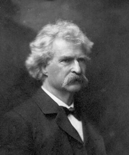 Essay on mark twain the damned human race