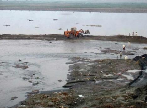 River Ravi - Source: Express Tribune