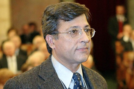 Pervez Hoodbhoy - Source: Newsweek Pakistan