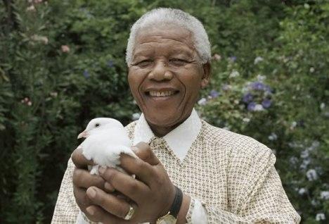 Nelson Mandela (1918-2013) - Source: history.com