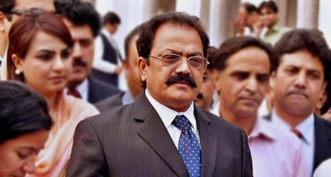 Rana Sanaullah - Source: Dawn