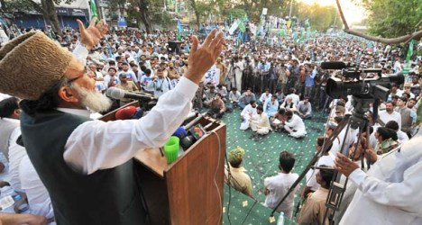 Source: Arif Ali/AFP/Dawn